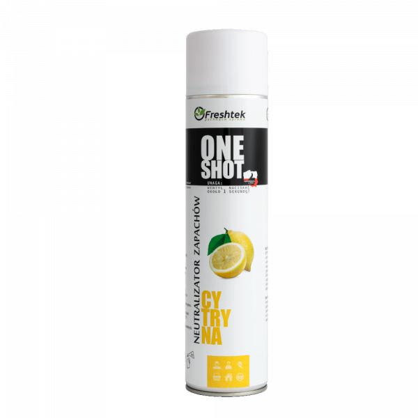 Neutralizator Freshtek One Shot Cytryna
