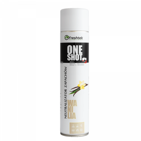 Neutralizator Freshtek One Shot Wanilia