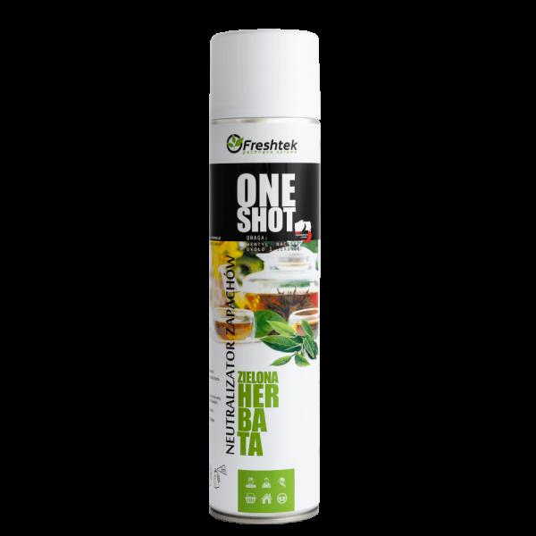 Neutralizator Freshtek One Shot Zielona herbata