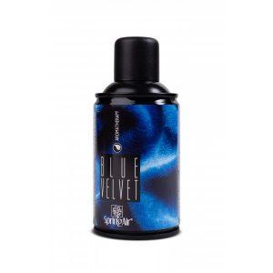 spring air 250 ml blue velvet wklad do dozownika