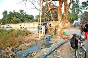 Studnia dla potrzebujących z Pakistanu
